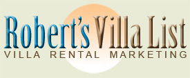 villa rental marketing